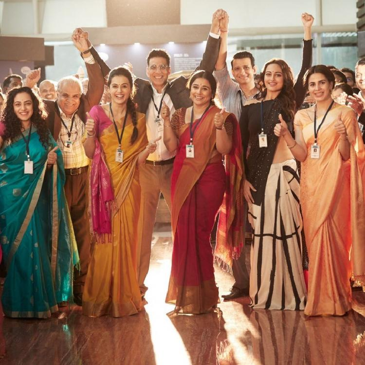 Mission Mangal: Akshay Kumar, Vidya Balan, Sonakshi Sinha, Taapsee Pannu & others celebrate women scientists