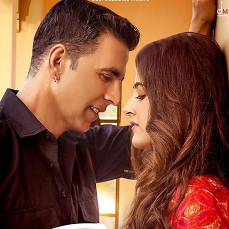 Filhall First Look Out: Akshay Kumar and Nupur Sanon are a sight to behold in this poster; See Pic