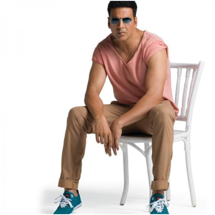 Akshay Kumar shells out Wednesday Wisdom to deal with lockdown; Says 'Sometimes it's best to sit it out'