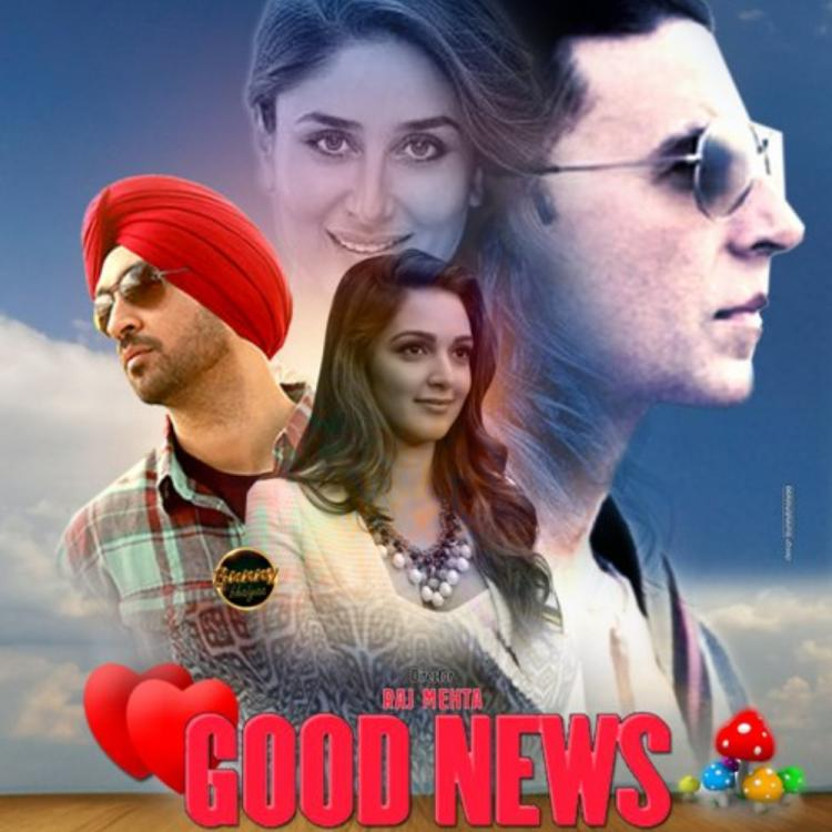 Akshay Kumar starrer 'Good News' becomes 'Good Newwz' as the makers announce the new title on Akki's birthday