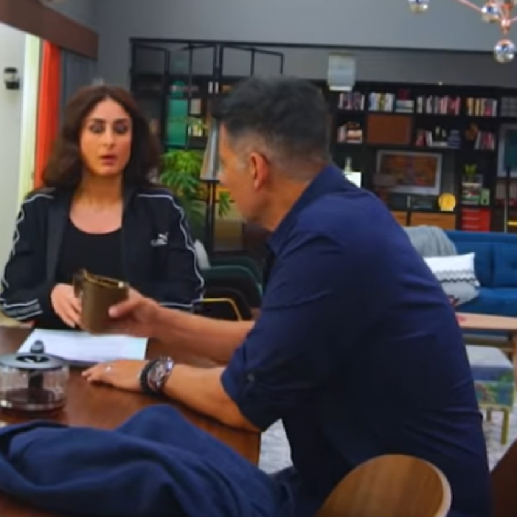 Good Newwz: Scaring Kareena Kapoor Khan to teasing Kiara Advani, Akshay Kumar's BTS fun is unmissable; WATCH