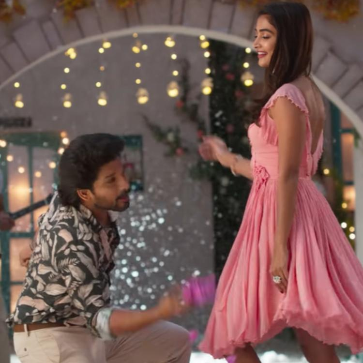 Ala Vaikunthapurramuloo's Butta Bomma Video Song: Allu Arjun wins hearts with his crazy dance moves