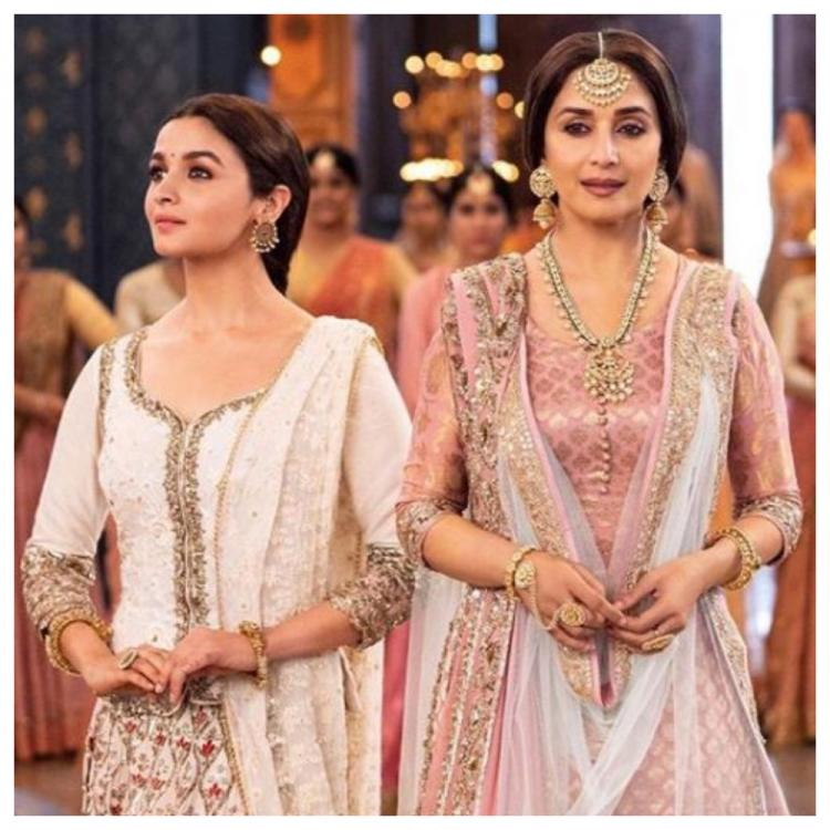 Kalank: Alia Bhatt had a huge task prepping for the new song Ghar More Pardesiya; Read Details