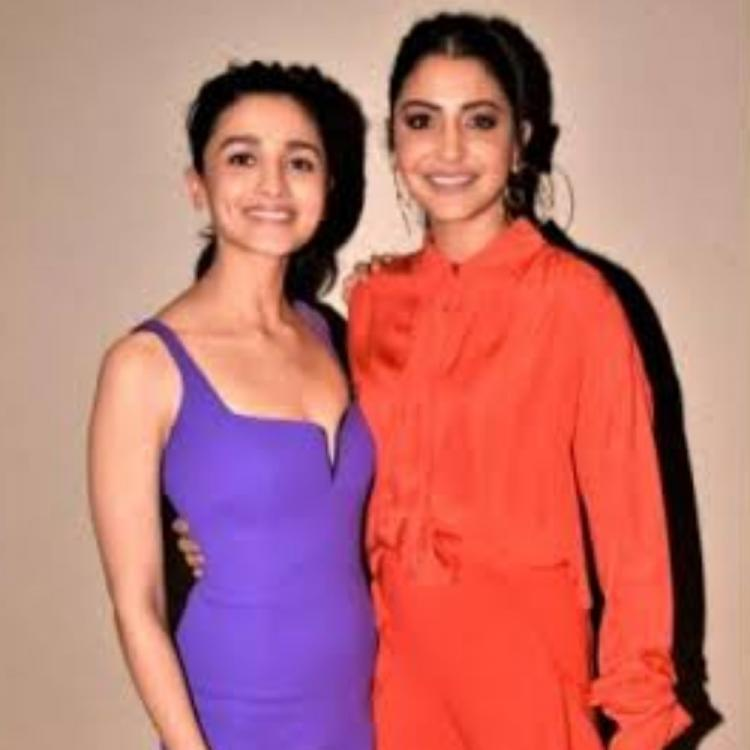 Alia Bhatt can't stop gushing over Anushka Sharma's regal white look; Here's what she has to say