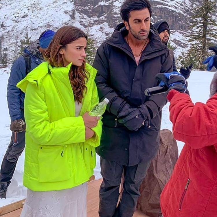 Alia Bhatt says Ranbir Kapoor co starrer Brahmastra is a 'different kind of film'; REVEALS why it got pushed