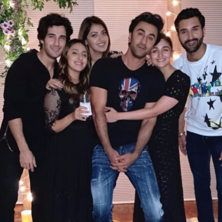 Image result for alia and ranbir kapoor birthday photo