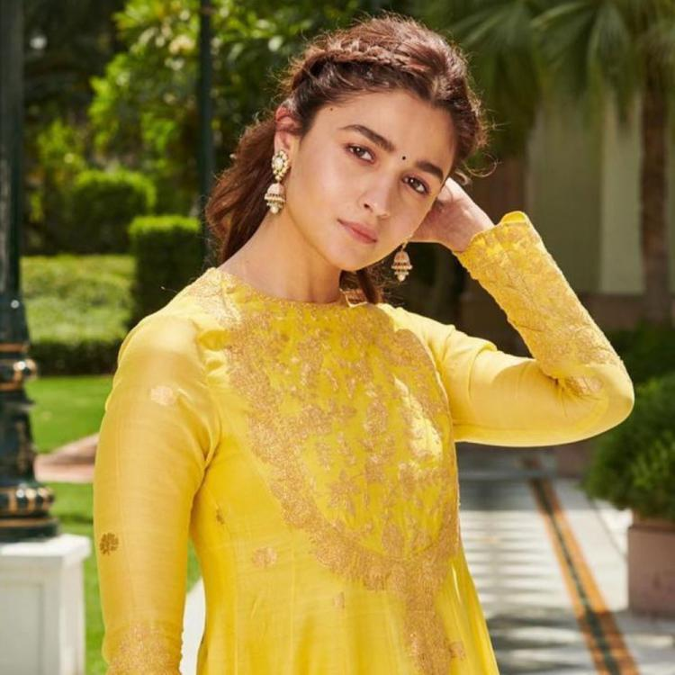 Alia Bhatt is excited to start working in her new office