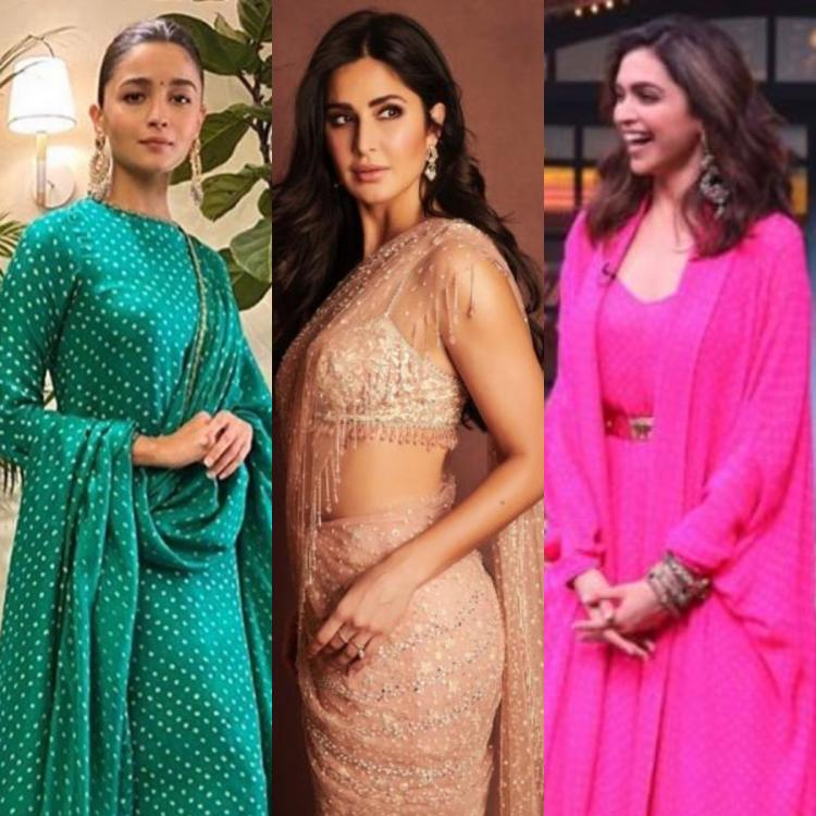 From Deepika Padukone, Katrina Kaif to Alia Bhatt: Who was your best dressed of the week?