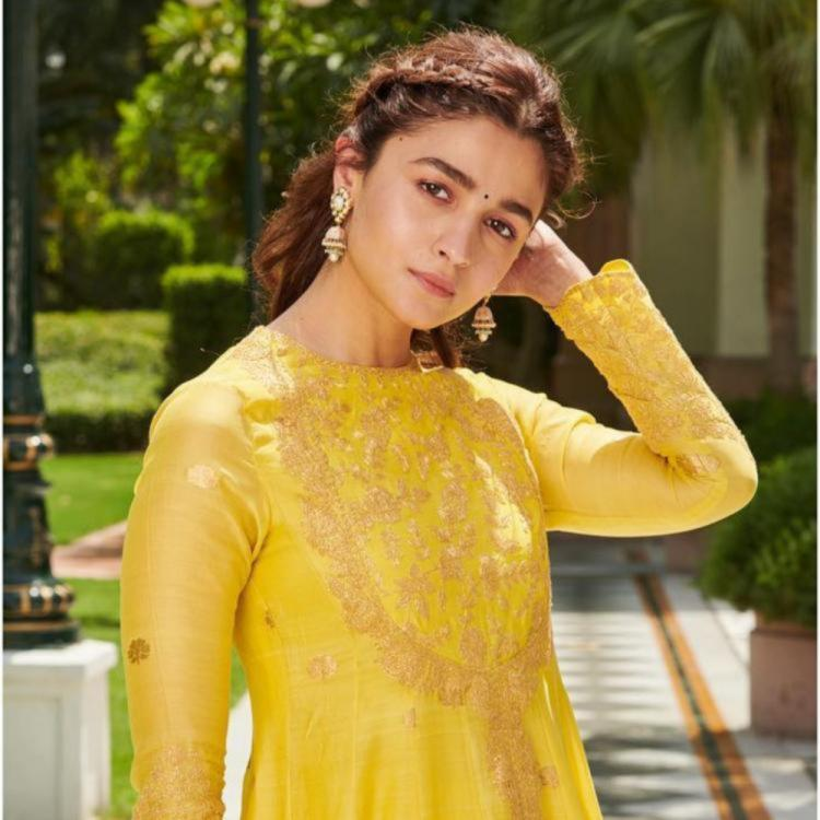 Alia Bhatt opens up about her professional life; Says she can't be too attached to success