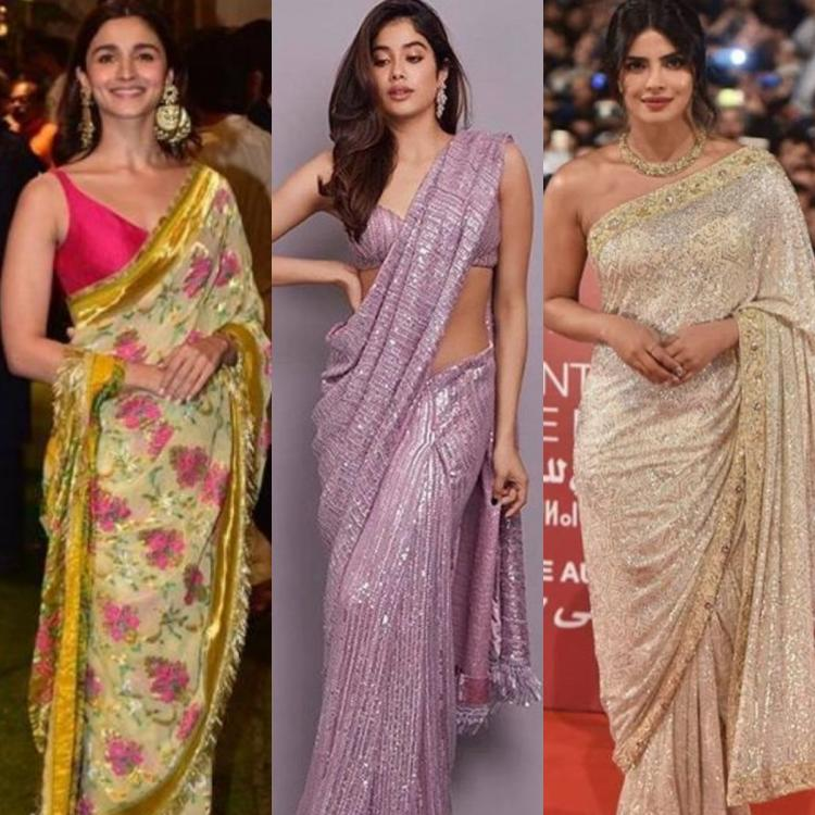 Attending an event? Check out ALL the celebrity approved sarees you can sport to look your desi best