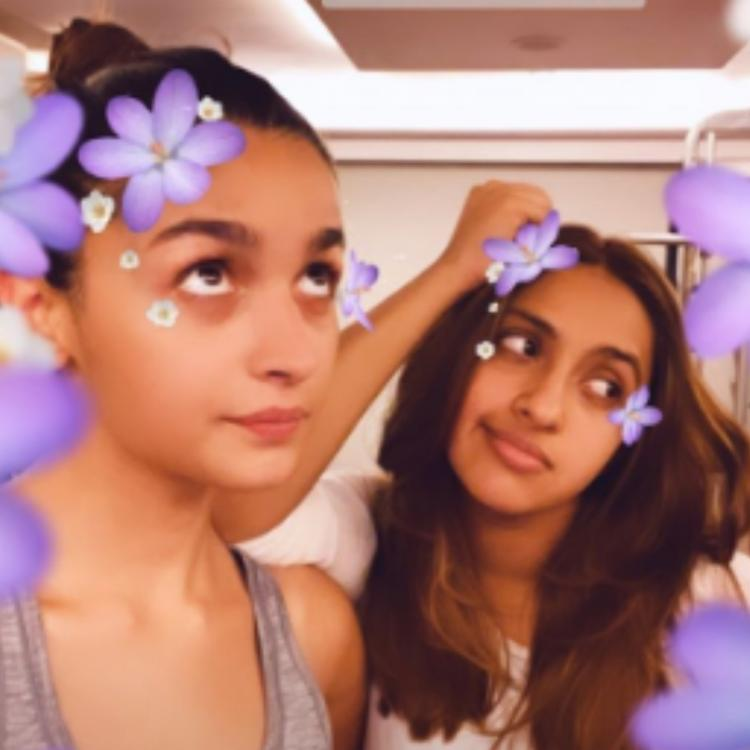 Alia Bhatt panting and gasping for breaths is all of us after an extremely tiring work out session; WATCH