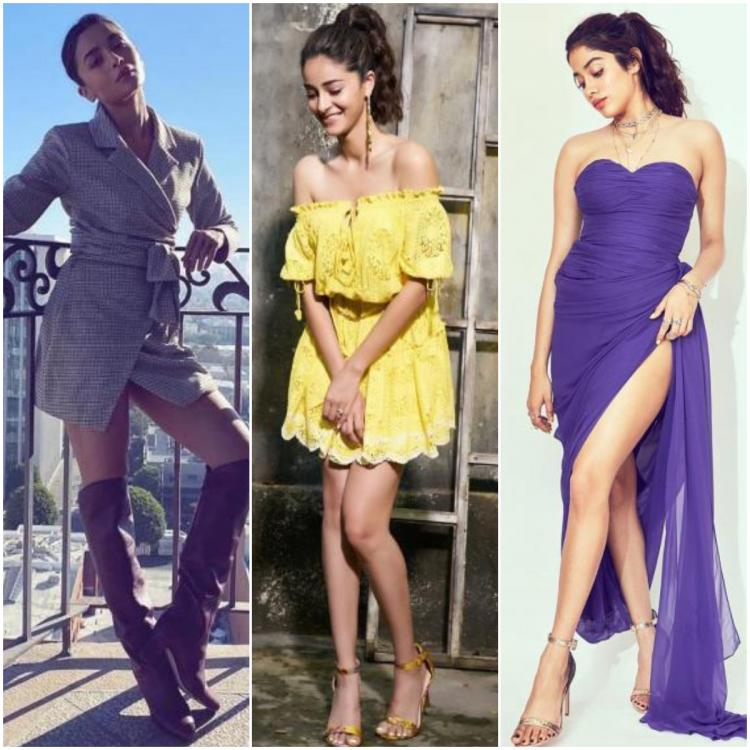 From Alia Bhatt, Ananya Panday to Janhvi Kapoor: Who was your best dressed of the week?