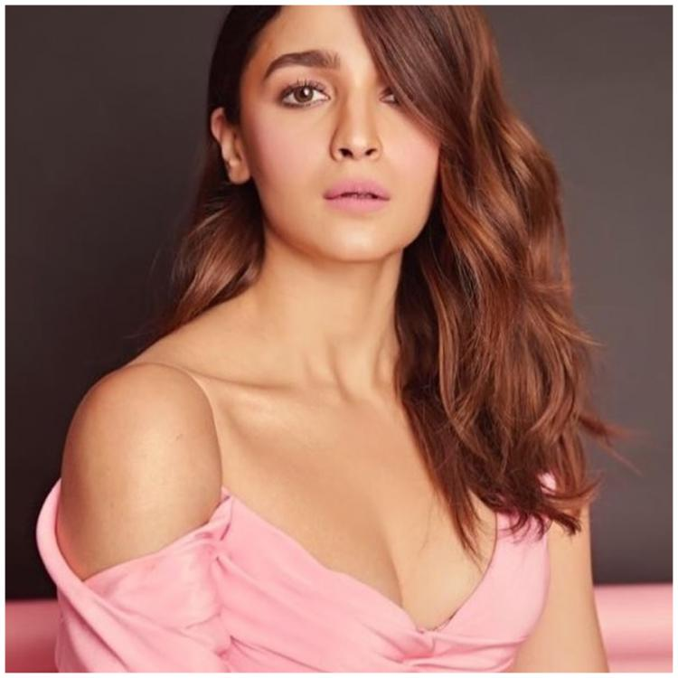 Alia Bhatt's red carpet ensemble is a perfect mix of girly and glam; Yay or Nay?