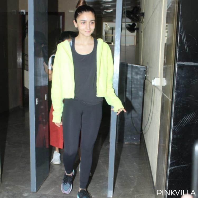 Alia Bhatt doles out major inspiration as she pulls off 70kg deadlift workout routine; WATCH