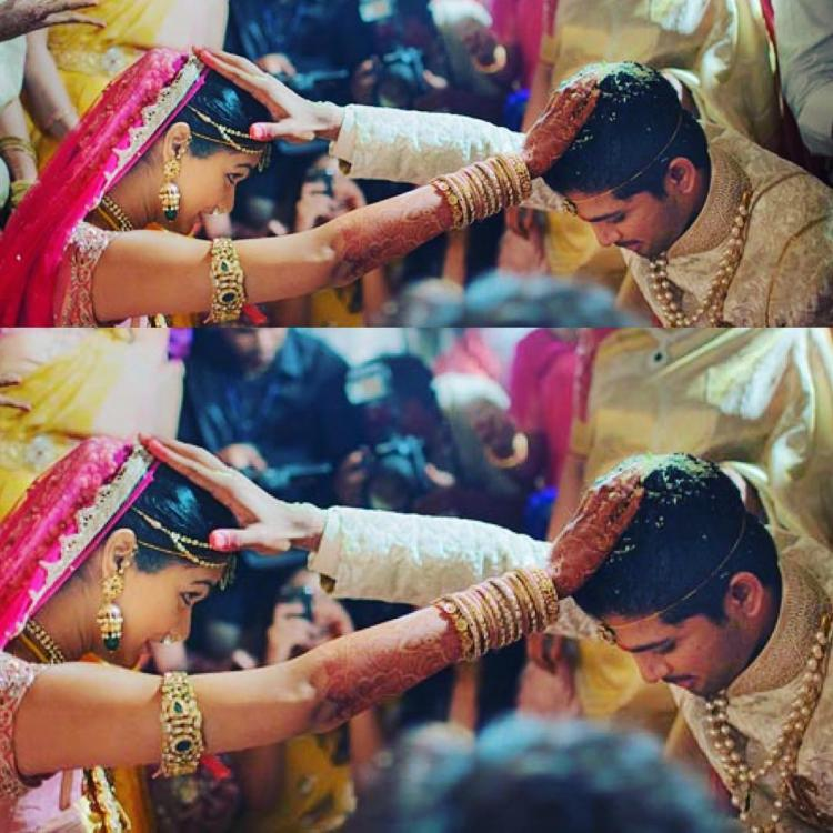 Allu Arjun wishes wife Sneha on their anniversary & their adorable photo will restore your belief in marriages