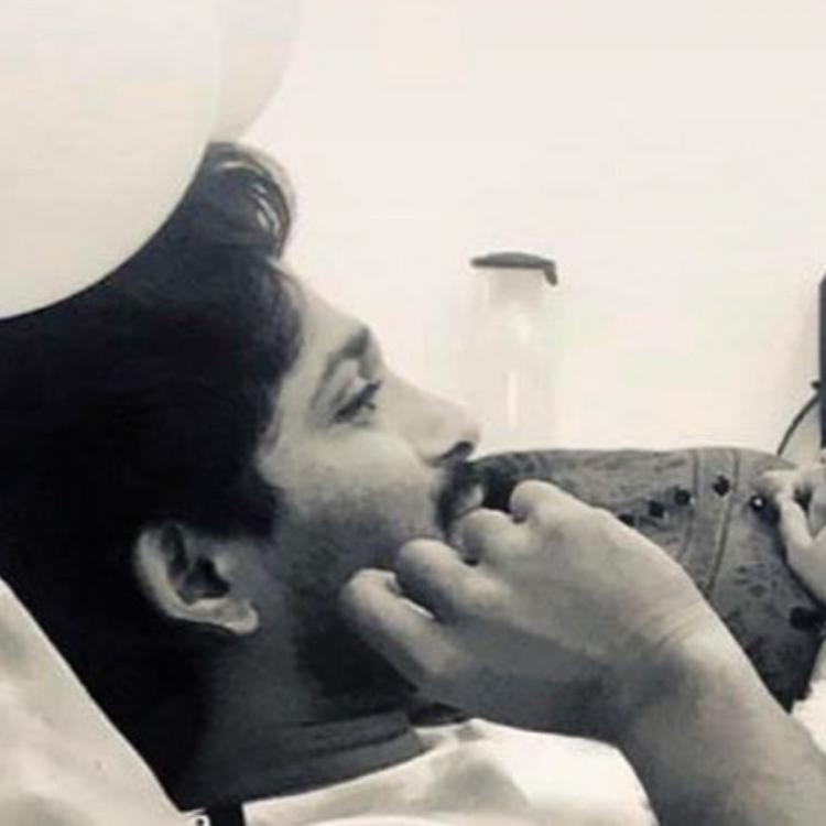 Allu Arjun's priceless moment with daughter Arha will beat away your Monday blues; See Pic