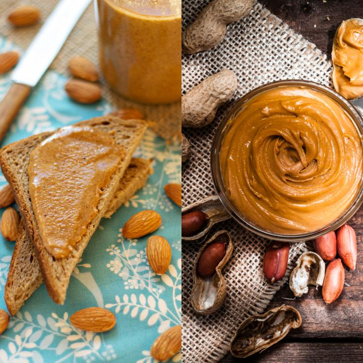 Almond Butter VS Peanut Butter: Which is better and healthier?