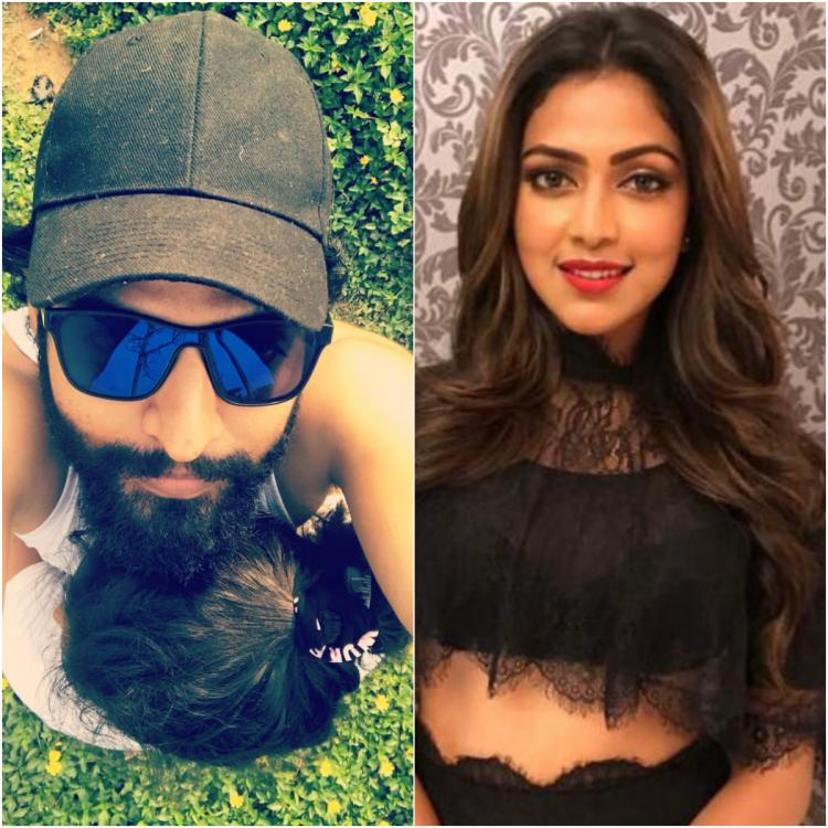 Amala Paul has found her Mr Right; Is Aadai actress in a live in relationship with THIS man?