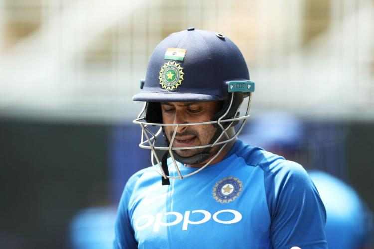 ICC Cricket World Cup 2019: Three players who could have been better replacements for Shikhar Dhawan.