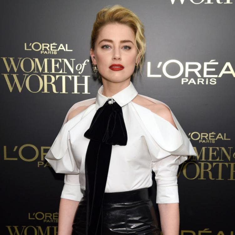 Amidst Johnny Depp drama, Amber Heard indulges in PDA with Bianca Butti at Pre Oscars 2020 Party