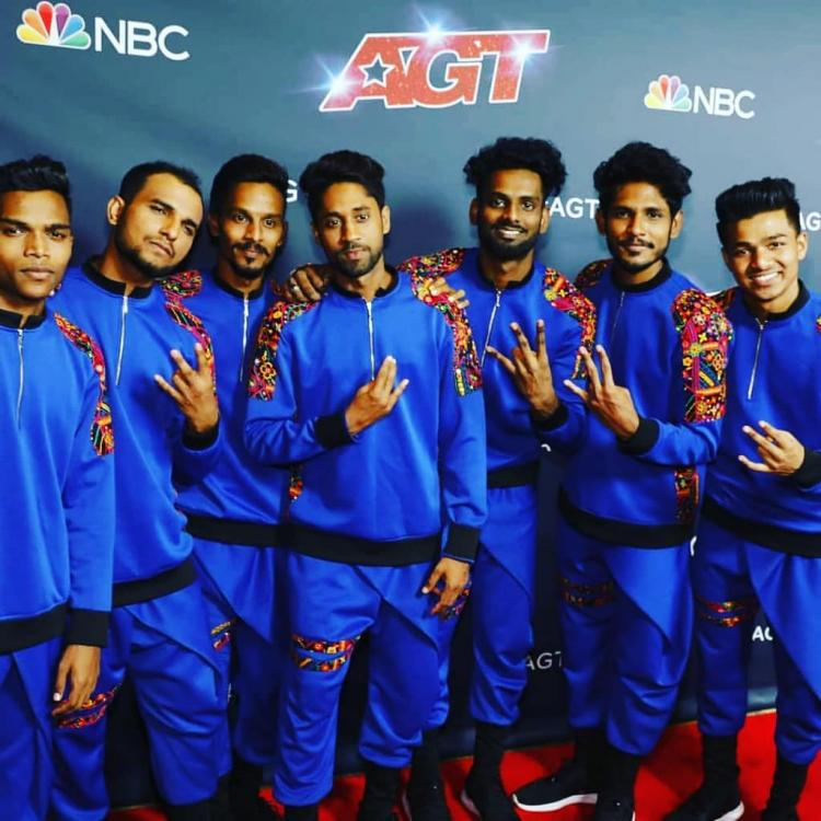 V Unbeatable have entered the finals of America's Got Talent Season 14.