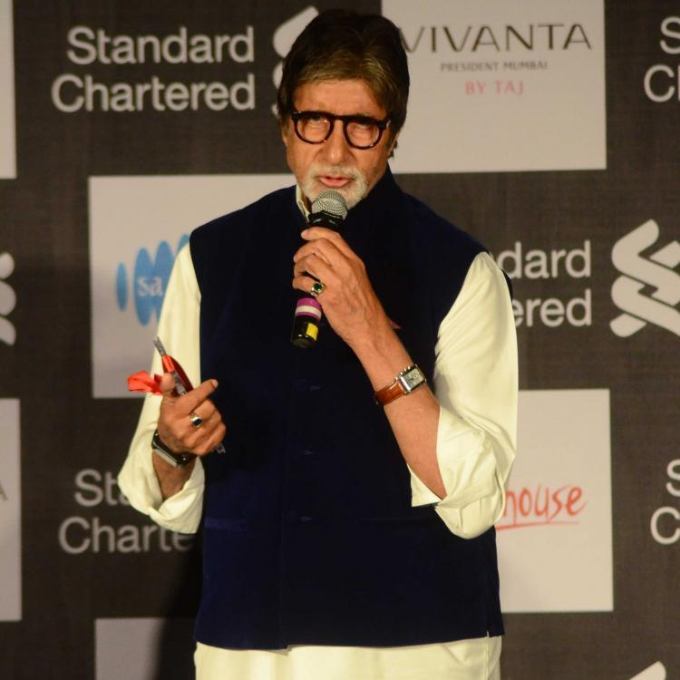 Amitabh Bachchan to collaborate with Sairat director Nagraj Manjule