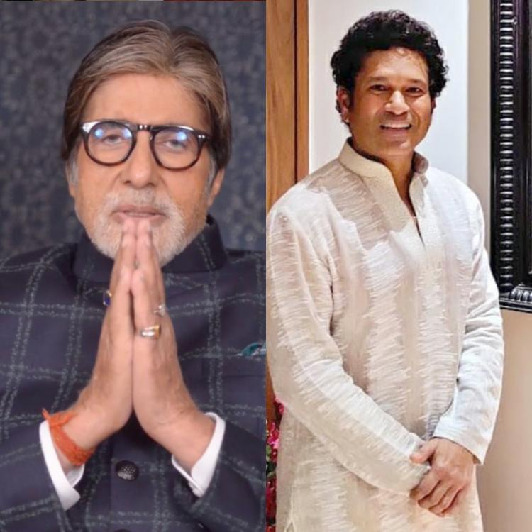 Amitabh Bachchan, Sachin Tendulkar share greetings on social media as UNICEF India turns 70