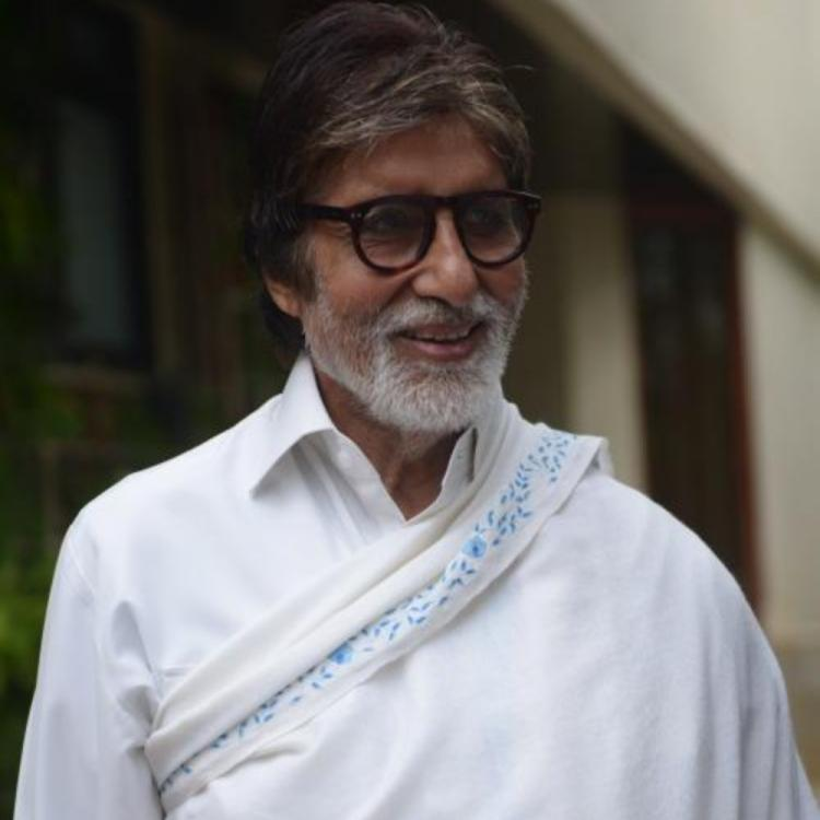 Amitabh Bachchan shares a throwback video of himself with father Harivansh Rai Bachchan and family; Watch