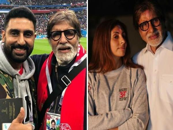 THIS is how Amitabh Bachchan will be dividing his will between Shweta Bachchan Nanda and Abhishek Bachchan