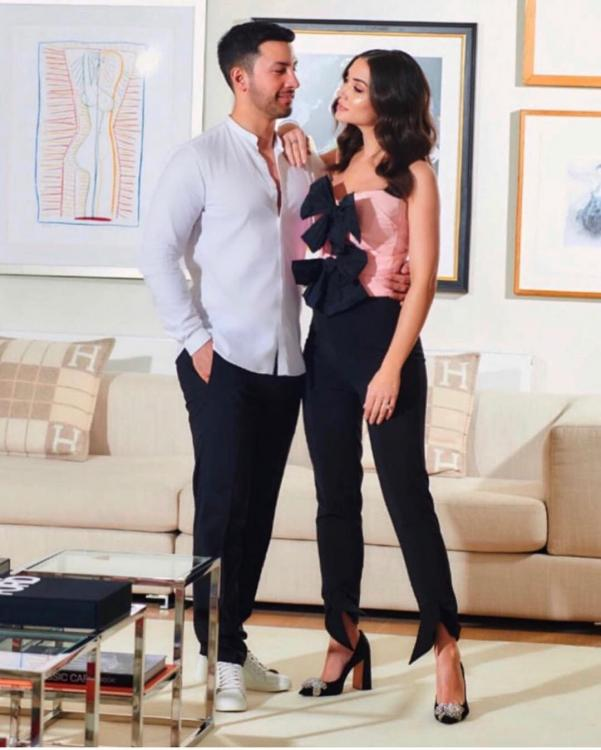 New parents Amy Jackson and George Panayiotou to get MARRIED next year
