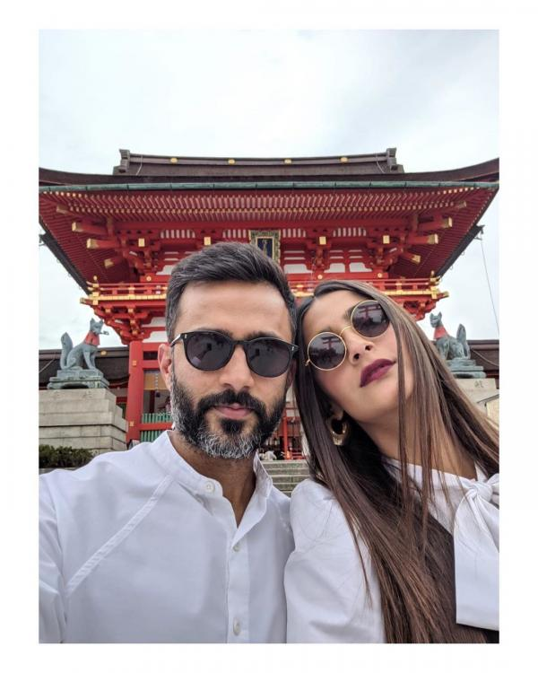 Sonam Kapoor Ahuja is NOT scouting property to move to London with husband Anand Ahuja