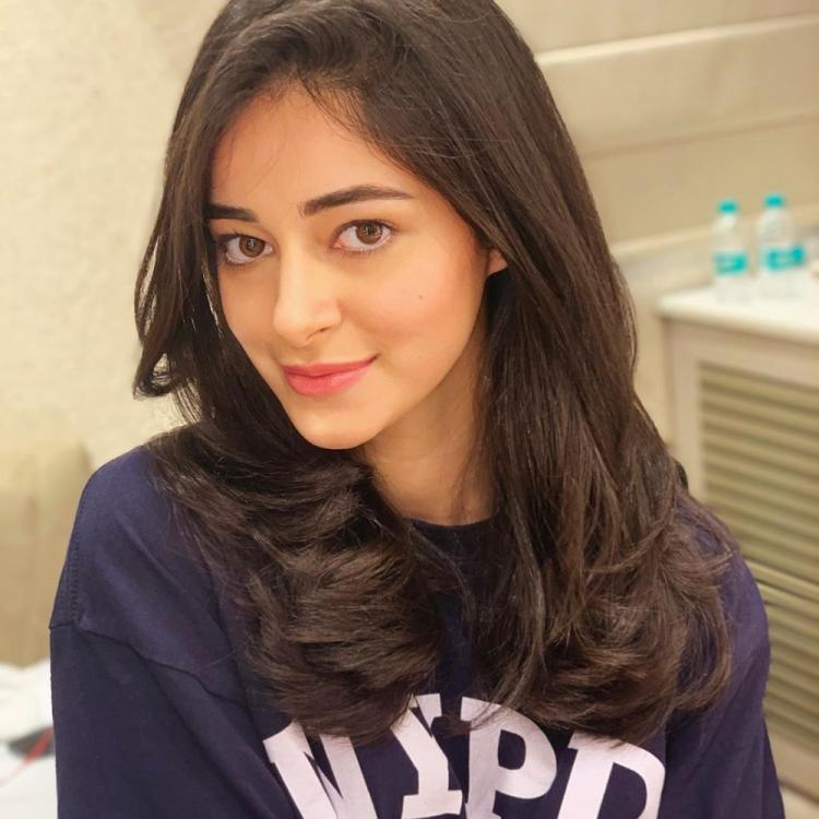 Ananya Panday kickstarts Lucknow shoot of Pati Patni Patni Aur Woh with the thought of kebabs; See Pics