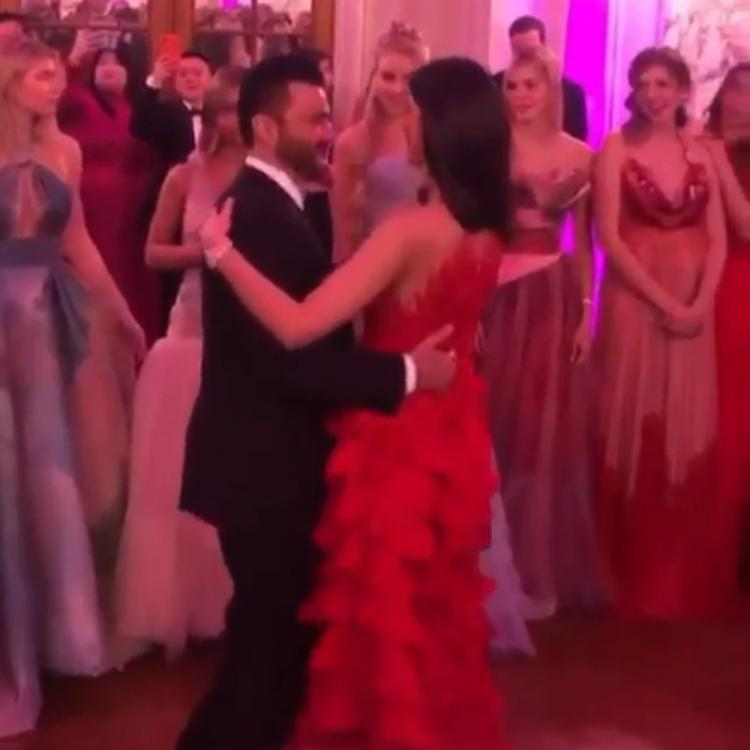 Ananya Panday is all heart for BFF Shanaya Kapoor's waltz with dad Sanjay Kapoor at the ball in Paris; WATCH