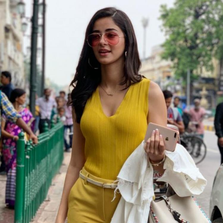 Pati, Patni Aur Woh: After Kartik Aaryan, Ananya Panday's stunning first look LEAKED