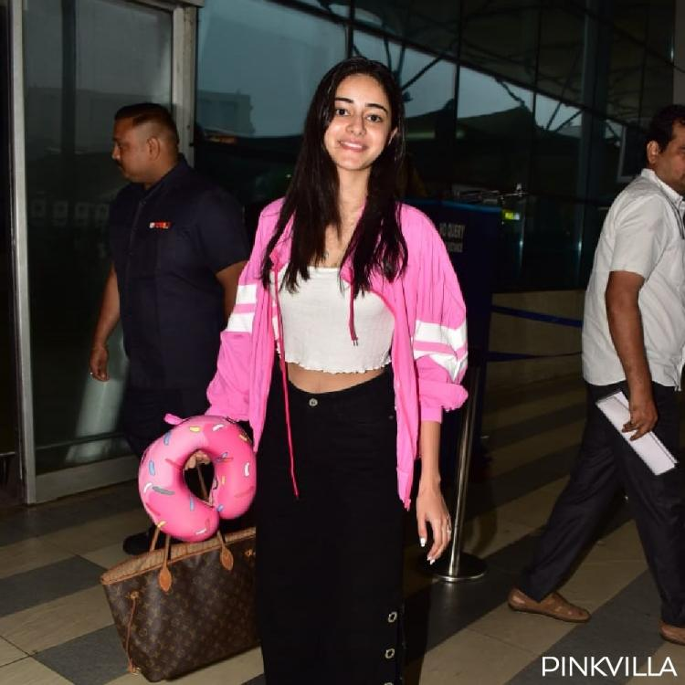 Ananya Panday TROLLED for a spelling mistake in her recent Twitter post & sharing it again after correction