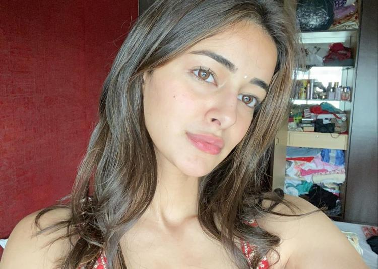 Pati Patni Aur Woh actor Ananya Panday is caught in a love triangle and we are completely rooting for it