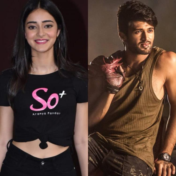 Ananya Panday to start filming for Vijay Deverakonda's Fighter from THIS date; Find out