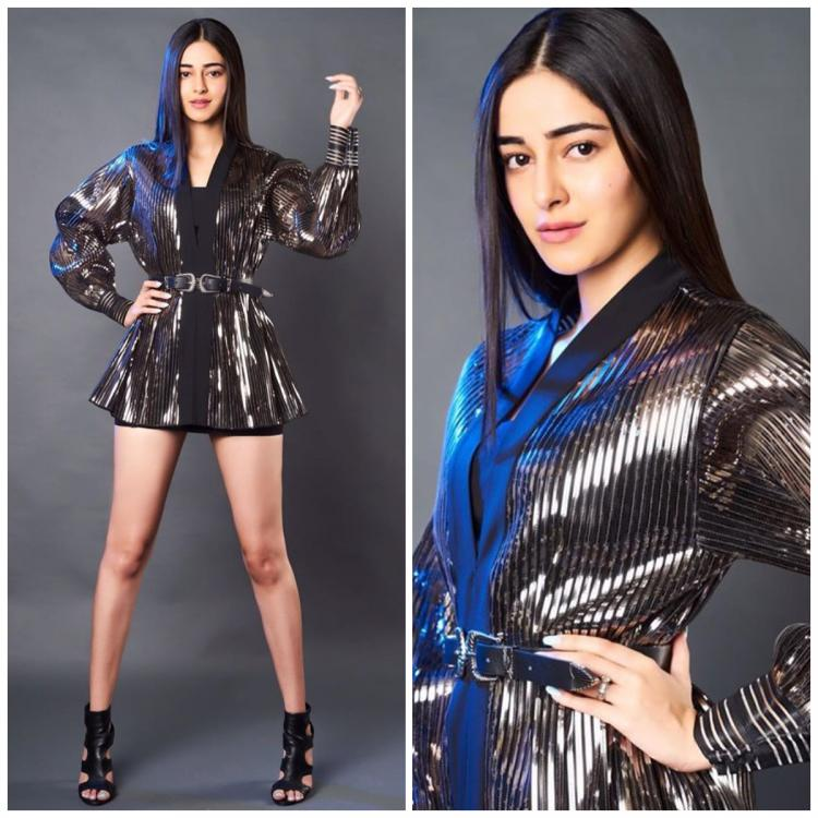 Celebrity Style,karan johar,student of the year 2,Ananya Panday