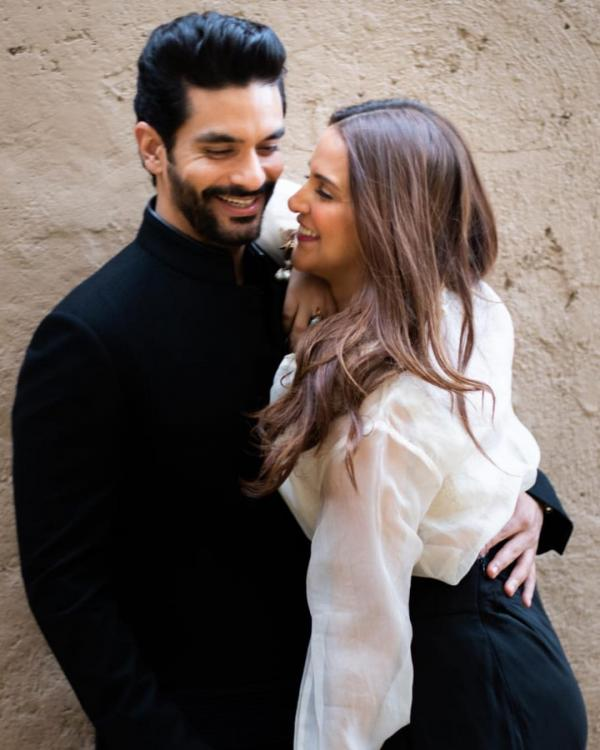 Neha Dhupia wishes her 'forever lover' Angad Bedi a happy birthday; check it out