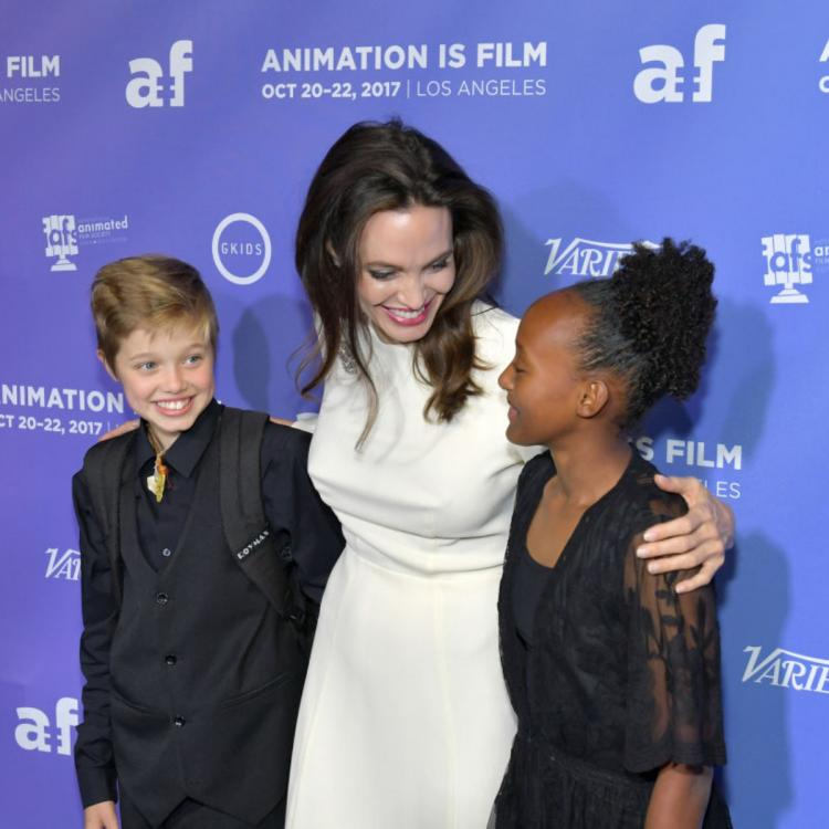 Angelina Jolie's daughter Shiloh begs Brad Pitt to save her from Coronavirus, feels 'safer' with him?