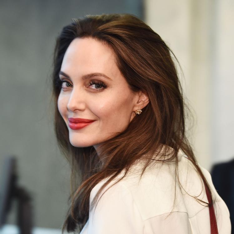The Eternals: Angelina Jolie cannot stop smiling in LEAKED photos from the sets of the MCU movie
