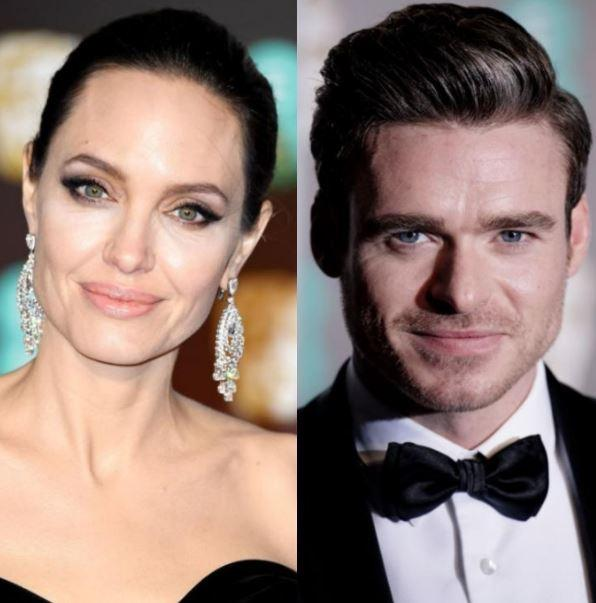 Angelina Jolie and Richard Madden were shooting near to the Canary Islands for The Eternals