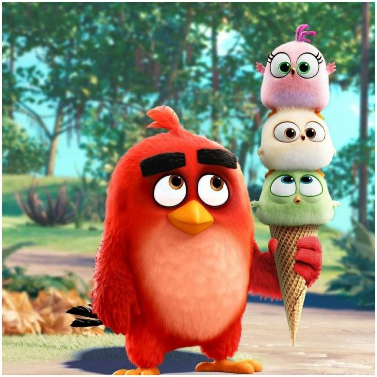 The Angry Birds 2 Trailer: Kapil Sharma, Kiku Sharda