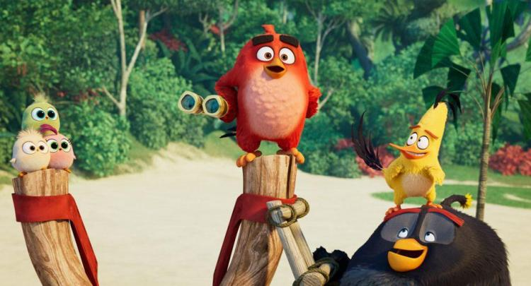 The Angry Birds Movie 2 Review: This silly yet hilarious film is catapulted by Leslie Jones