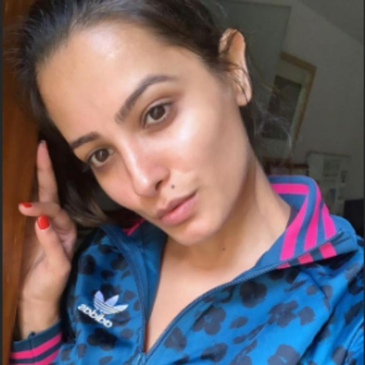 Nach Baliye 9 contestant Anita Hassanandani's cute expressions in her latest PICS are unmissable; take a look