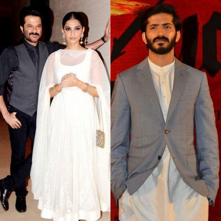 Sonam Kapoor and Anil Kapoor's special birthday wish for Harshvardhan Kapoor is all about love; See Photo