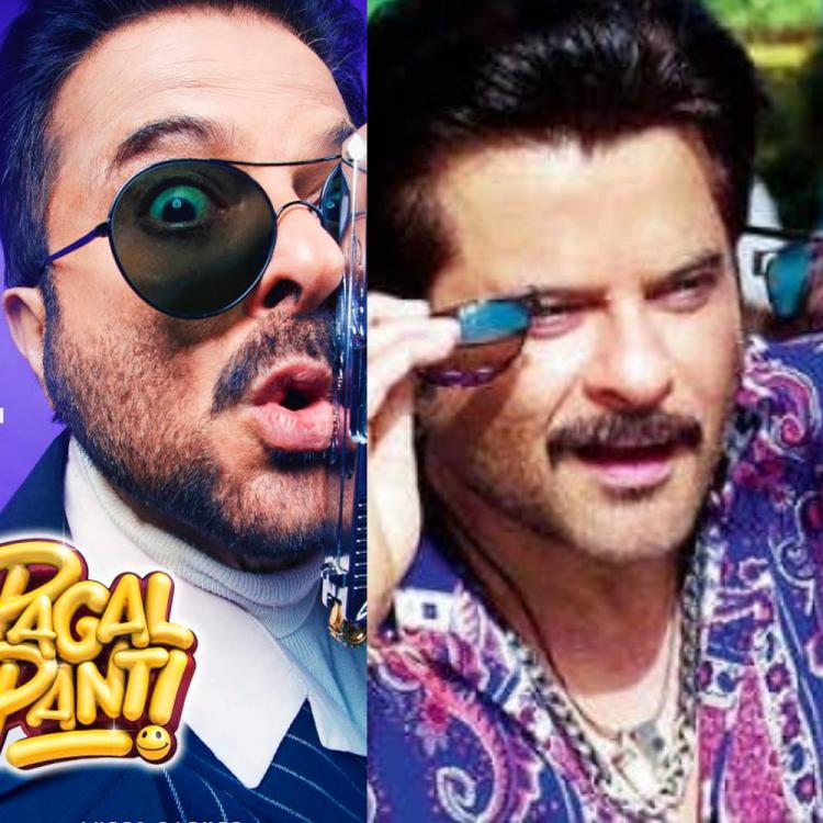Anil Kapoor draws a contrast between his characters Wifi Bhai in Pagalpanti and Majnu Bhai in Welcome