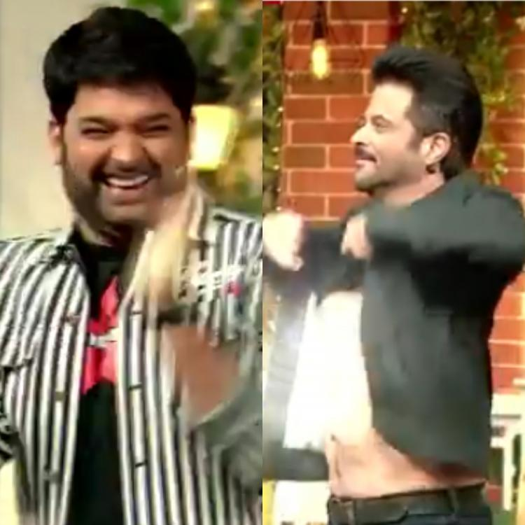 The Kapil Sharma Show: Anil Kapoor has an EPIC reply for Kapil's query about planting trees; Watch Video