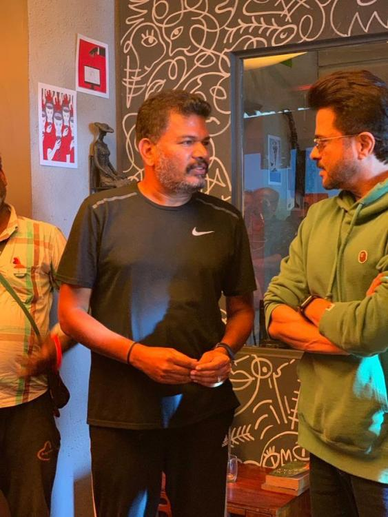 Indian 2: Anil Kapoor spotted on the sets of Kamal Haasan starrer; to play a negative role in the film?