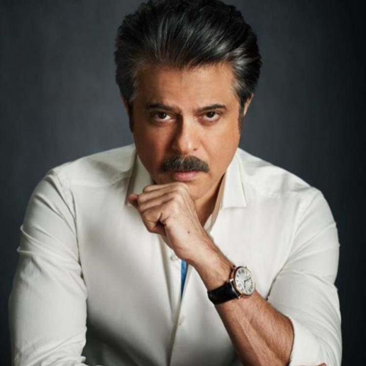 Anil Kapoor says he has been spending a lot of 'me time' during the lockdown
